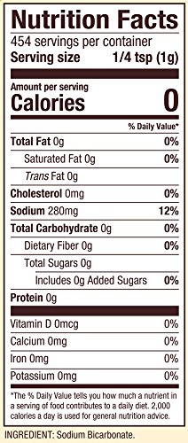 Bob's Red Mill Resealable Baking Soda, 16 Oz (6 Pack) by Bob's Red Mill (Image #1)