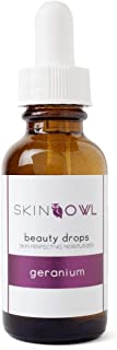 product image for Skin Owl - Organic/Raw Geranium Beauty Drops (2 oz)