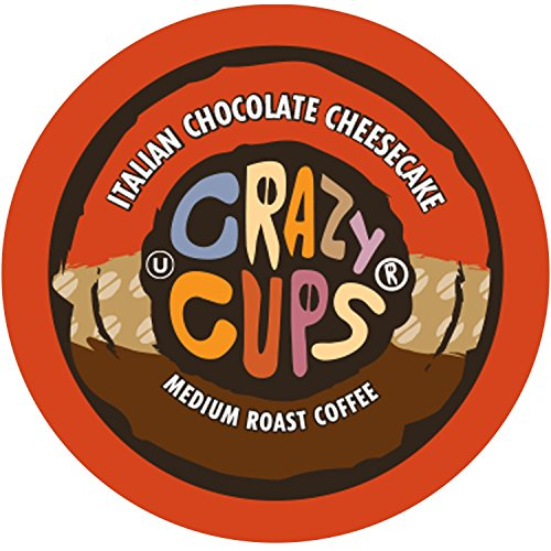 Crazy Cups Flavored Chocolate Cheesecake