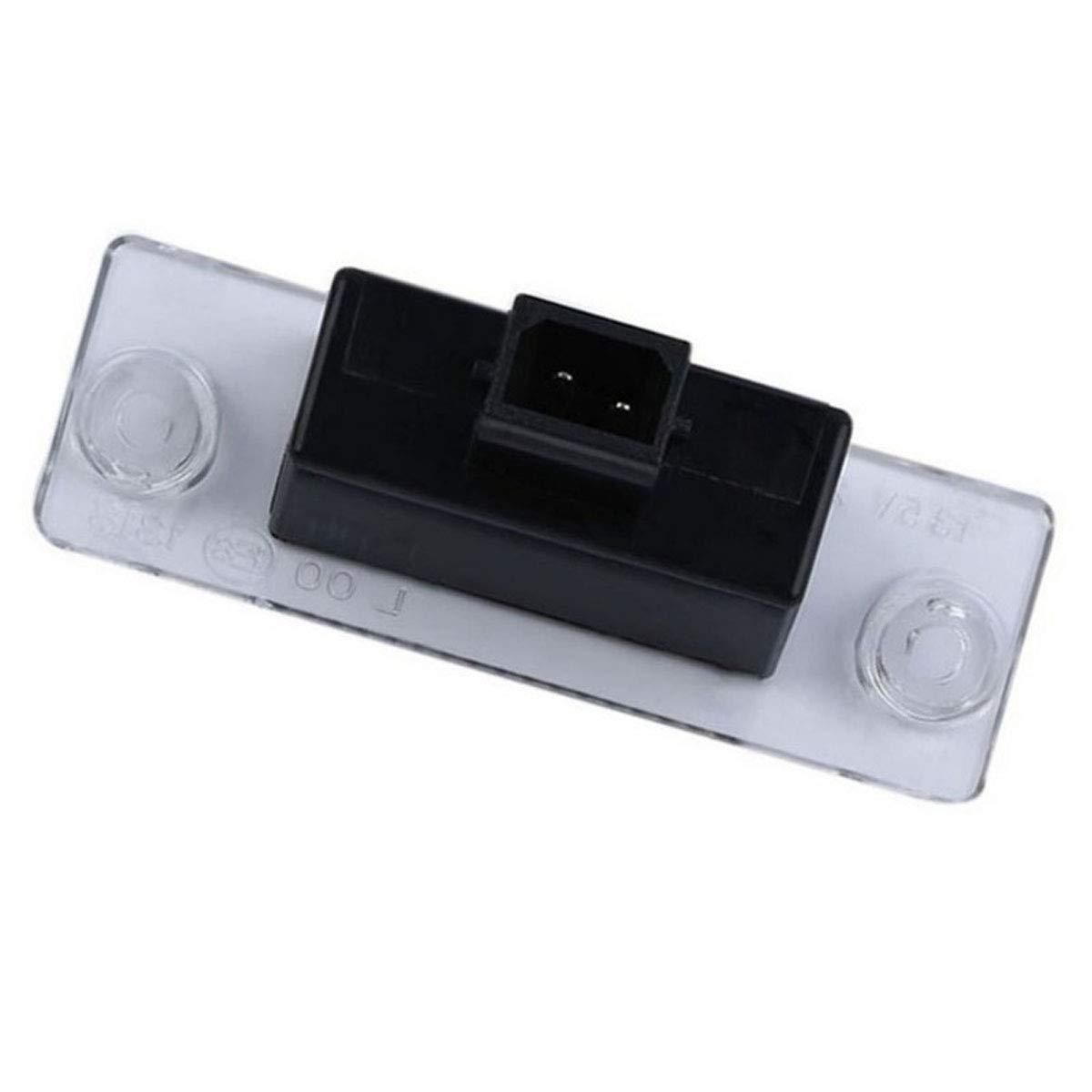 MuChangZi 2pcs LED 12V Lumi/ère pour Plaque Dimmatriculation pour A//UDI A4 B5 1995-2001 S5 B5 A3 S3 Sportback 1997-2003 A4 S4 Avant 1995-1999