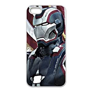 Iron Man 3 Poster iPhone 5 5s Cell Phone Case White phone component RT_336930