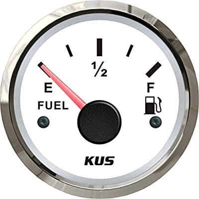 KUS Fuel Level Gauge Meter Indicator 240-33ohm 52MM(2
