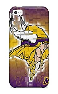 AnthonyR Snap On Hard Minnesota Vikings Protector Case For Iphone 6 plus Cover