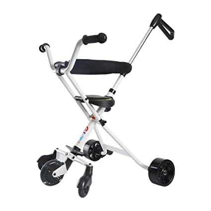 Peso ligero Portátil Pedal del cochecito de bebé,Apto para 3-6 ...