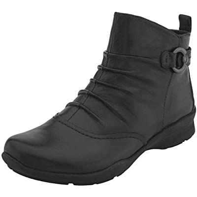 Amazon.com | Earth Womens Alta Boot | Ankle & Bootie