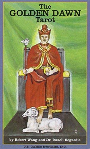 Golden Dawn Tarot Deck (Tarot Cards Dawn Golden)