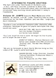 Systematic Figure Skating: The Spin and Jump Techniques of Gustave Lussi, Volume III: JUMPS, DVD