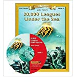 20,000 Leagues Under the Sea Read Along: Bring the Classics to Life Book and Audio CD Level 4 (Bring the Classics to Life) (Mixed media product) - Common