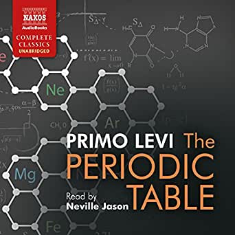 Amazon the periodic table audible audio edition primo levi enter your mobile number or email address below and well send you a link to download the free kindle app then you can start reading kindle books on your urtaz
