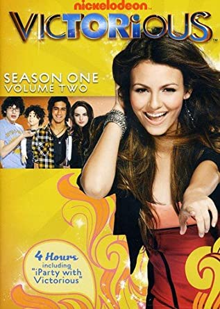 Amazon com: Victorious: Season 1, Vol  2: Victoria Justice, Leon