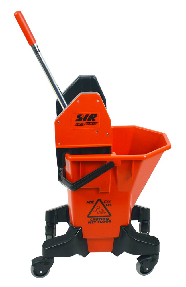SYR 920078AMZ Mopping, Combo, Famous, Long, Tall, Sally, Red SYR Ltd