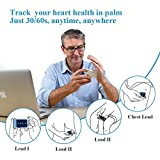 Heart Monitor, Personal Heart Health Monitor with
