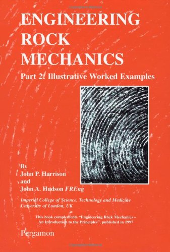 Engineering Rock Mechanics: Part 2: Illustrative Worked Examples (Pt. 2)