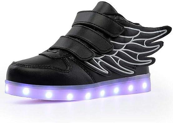 Scarpe con luci LED che si illuminano per bambine e bambini