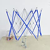 WellieSTR New Metal Umbrella Swift Yarn Winder Holder free shipping