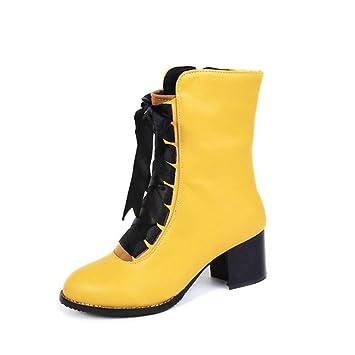 De Femme À Hiver Automne Jing Talon Taille Code Et Chaussures Basse wCaPqZ