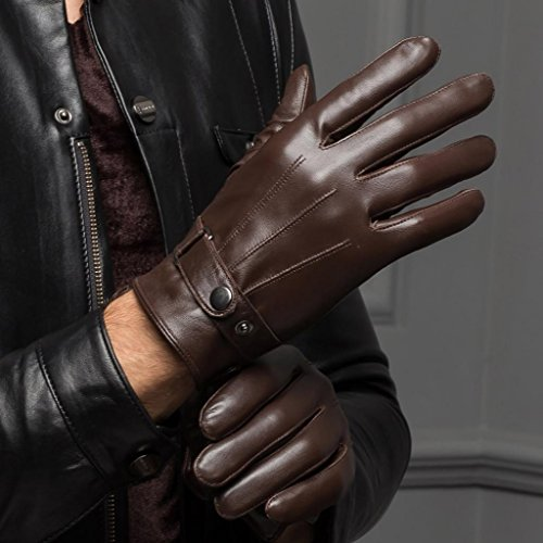 Xelement UK 'Vagabond' Men's Brown/Black Leather Gloves The Xelement UK 'Vagabond' Men's Brown/Black Leather Gloves are made with high-quality soft and durable naked leather and feature outstanding wear performance, light weight toughness with superior bulk.