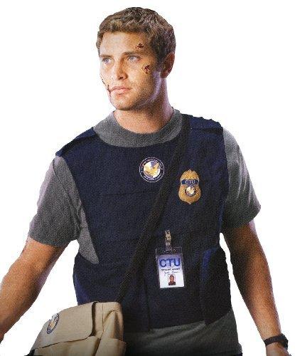 24 Agent Jack Bauer Adult Costume (Standard)