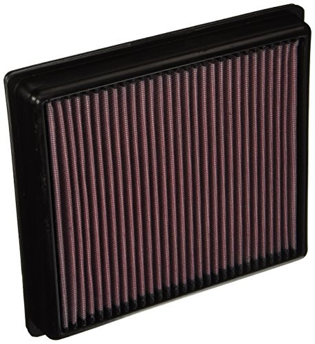 K&N 33-2990 High Performance Replacement Air Filter by K&N
