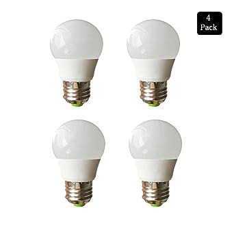 Bombilla LED 12 – 48 V CA/CC V E27 (9 W blanco,