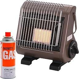 Iwatani cassette gas stove cassette cylinder type CB-STV-3