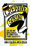 Creative Sprintis aworkbook featuring six 30-day sprints full of prompts to get you drawing, journaling, taking photos, making collages;anything creative that you choose to do! Challenge yourself to a new type of exercise withCreat...