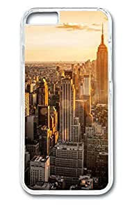 Brian114 City New York 2 Phone the Case For Iphone 5/5S Cover Clear
