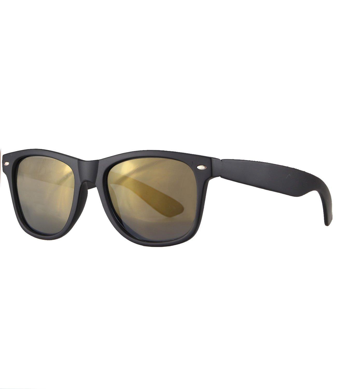 dunkle Gläser Herren und Damen Sonnenbrille Metallrahmen
