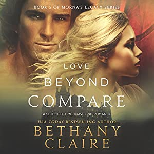 Love Beyond Compare Audiobook