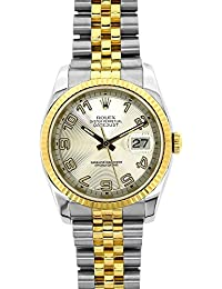 Datejust automatic-self-wind womens Watch 116233 (Certified Pre-owned)