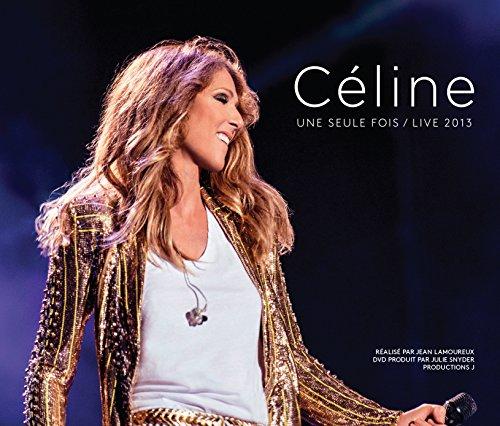 CD : Celine Dion - Une Seule Fois (Asia - Import, 2 Disc)