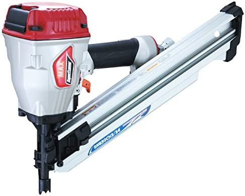 Max SN890CH 3 34 Super Framer 34 Degree Framing Nailer