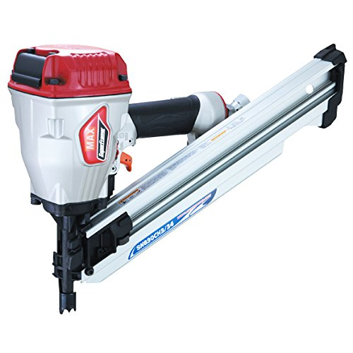 MAX SN890CH 3 34 SuperFramer 34 Degree Framing Nailer
