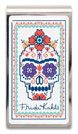 Sugar Skull Money Clip By Frida Kahlo for Acme Studio