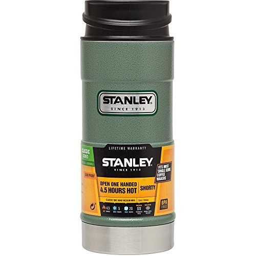 stanley one hand vacuum mug review