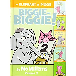 An Elephant & Piggie Biggie Volume 2! (An Elephant and Piggie Book)