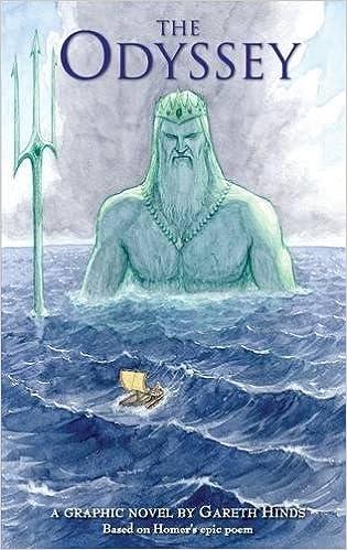Amazon.com: The Odyssey (9780763642686): Gareth Hinds: Books