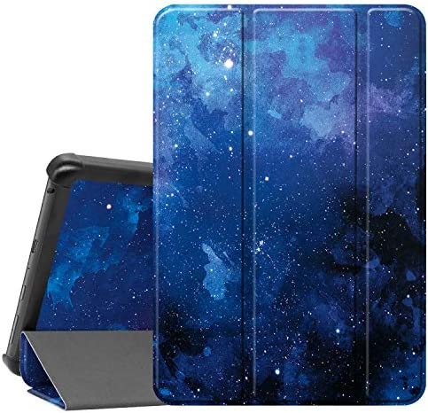 "Famavala Shell Case Cover Compatible with All-New 8"" Fire HD 8 / Plus (tenth Generation 2020 Release) Tablet (BlueSky)"