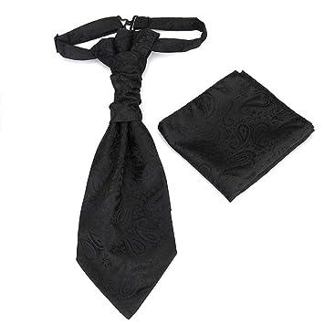 KYDCB Moda para Hombre Paisley Corbatas para Hombres Clásicos ...