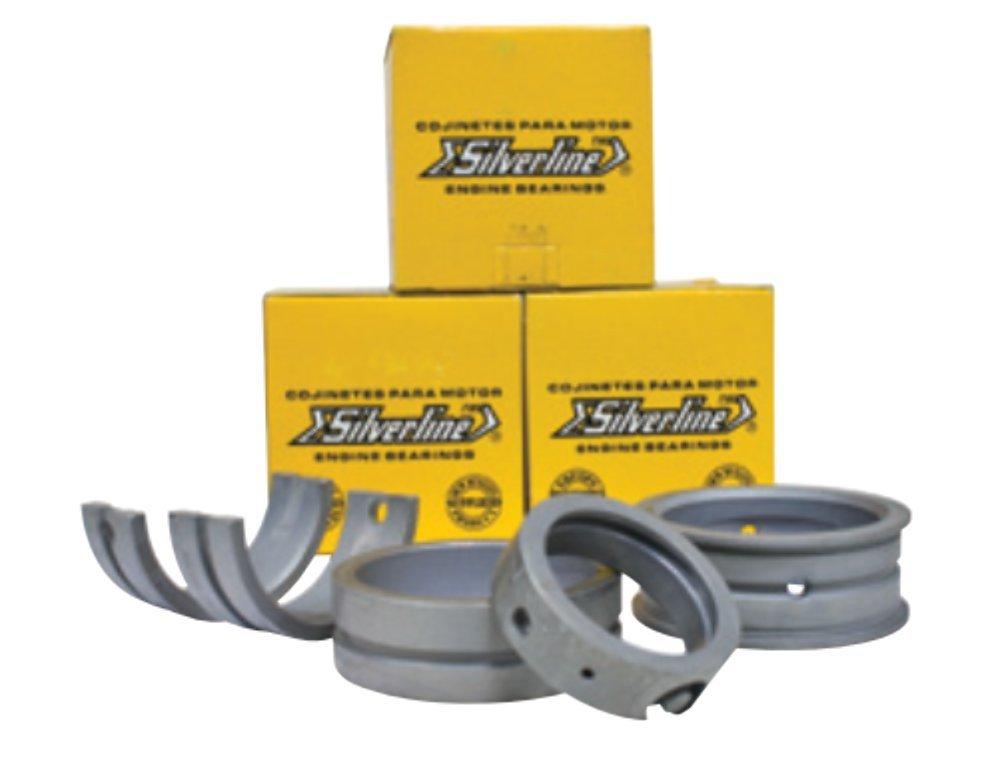 Silverline Steel Back 1.7-2.0L Empi 98-1452-S Main Bearing Set Std//.25 Type 4