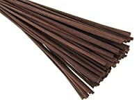 """Breath Me TM Natural Rattan Reed Diffuser Replacement Stick 12"""" X 3mm-Brown"""