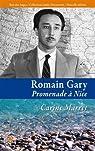 Romain Gary Promenade à Nice  par Marret