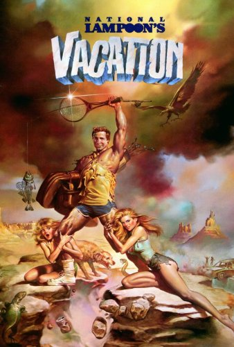 National Lampoon's Vacation 27 x 40 Movie Poster - Style A