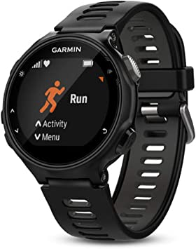 Garmin Forerunner 735XT Black/Grey, One Size: Amazon.es: Deportes y aire libre
