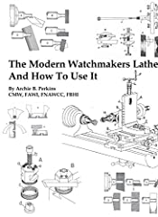 A course in watchmaking, clockmaking, and repairing would not be complete without adequate instruction and practice in using the watchmakers lathe as well as instruction and practice in using saws and files. When restoring antique watches and...