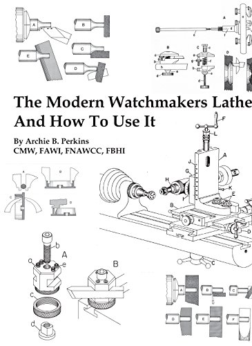 The Modern Watchmakers Lathe And How To Use It