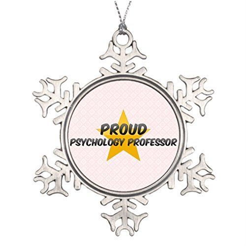 Dozili Small Poppy Ideas for Decorating Christmas Trees Proud Psychology Professor Christmas Tree Snowflake Ornaments -