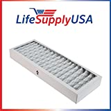 Replacement HEPA filter fits Hunter 30964 30965 for Models 30715 30716 and 30717 by LifeSupplyUSA