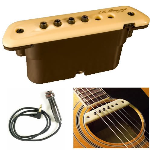 LR Baggs Active Magnetic Soundhole Pickup