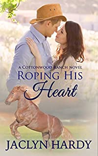 Roping His Heart by Jaclyn Hardy ebook deal